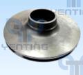 cifa bomba de hormigón piezas de repuesto para el impulsor de la bomba de agua