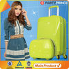 bright color press-resistance ladies trolley luggage trolley bag