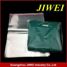 clear custom opp plastic bag