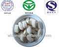 Ca-fe-zn tabletas masticables para el suplemento de calcio, hierro y zinc 600mg oem