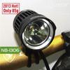 Manufacturer Direct INTON 2013 New 1000 lumen led dirt bike led light