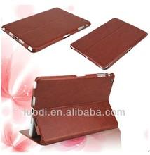 Ultra thin leather case for ipad mini