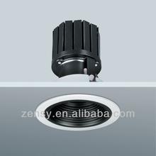 New product Promotion round white led down light led change colour night light led fiber optic light