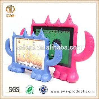 for ipad mini case kids, Anti Shock EVA heavy duty case for tablet