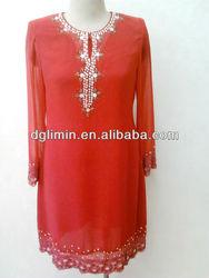 2013 muslim women's abaya/baju kurung/kaftan