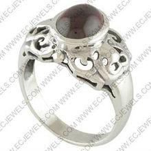 big size finger rings, men's silver rings, engagement ring
