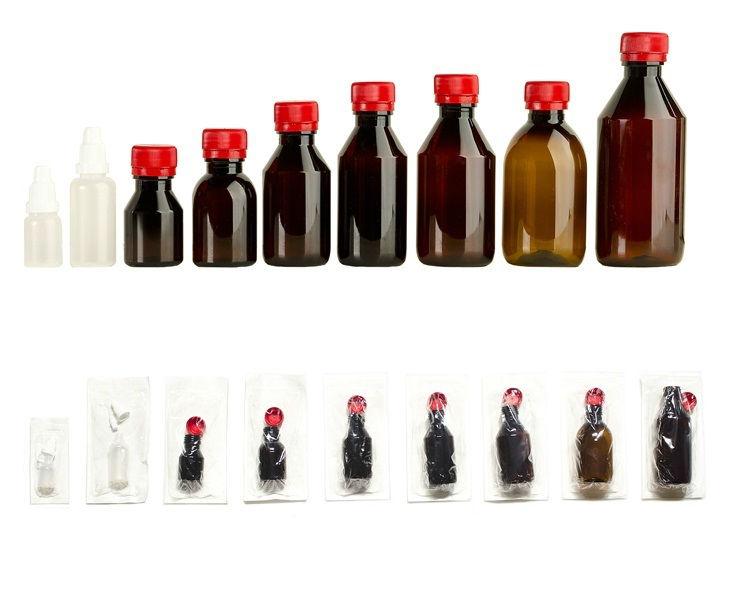 Sterile Bottles Sterile Bottles Eprus