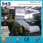 toilet paper machine, paper mill for sale