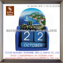 Hot sale handmade Perpetual Calendar