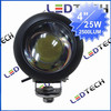 "Super bright 4"" 25W 2500LM Auto car led spot light 12v led driving lights"