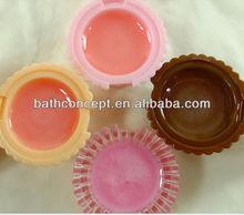 Beauty cute cupcake lip balm
