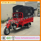 Motorcycle Cargo Trailers Tricycle with Canopy Cabin Prices