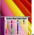 1.06*45.7m fibre de carbone vinyle mat du film de pvc