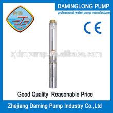water motor pump 2hp 4SDM3/22-1.5kw 2hp 150m head