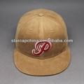 veludo de algodão chapéus snapback