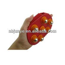 Ningbo Junye plastic manual massager