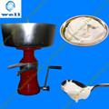 Caliente venta de centrífuga manual de crema de leche separator+0086 18838017833