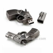 USB Flash Drive Gun,Gun Shape USB Drive,Gun USB Flash Disks