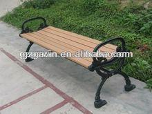 2013 hotsale weather resistant antirust park bench seat/park bench seat metal/park bench seat metal bench