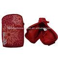 Resistente al agua de nylon bolsas de cámara/casos