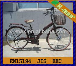 24v/250w high speed brushless front motor electric bike