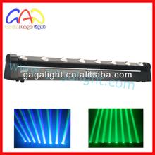 led linear beam move head bar