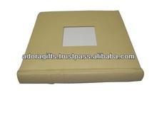 ADAPAC - 0005 new design photo album covers / latest wedding photo book album / genuine leather photo albums professional