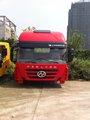 أو هونغيان genlyon شاحنة وقطع غيار الشاحنات