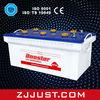 China best diesel truck batteries N200 12v 200ah
