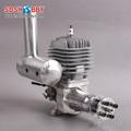 Dla58 CNC gasolina processado motor / motor de gasolina 58CC para Airplanes gasolina com Walbro carburador