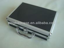 ABS tool case aluminum gun case hardware case