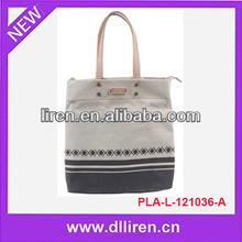 cute discount price fashion daily use canvas duffle bag