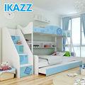 Doble literas para los niños, los niños camas dobles, niños cama doble cubierta