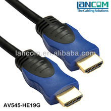 High Quality Double Color HDMI Cable For Home Theatre HDTV PS3