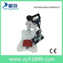 CE-approved Cap Press machine /hat press machine/prensas termicas usadas