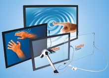 """Infrared IR multitouch SAW Resistive 5"""" - 150"""" touch screen"""