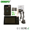 New Arrival 2.4Ghz 7'' TFT LCD Monitor Touch Button video door intercom wireless with Night Vision PST-WVD07T