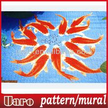 Design Mural, Customized Mural, Mosaic Mural