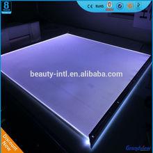 Acrylic Edge-lit Light Guide Panel