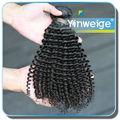 bom cabelo com a cor natural curta kanekalon afro carapinha