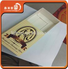 Fashion and new design paper match box