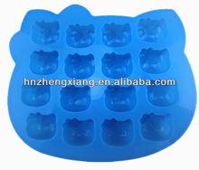 custom silionce cube silicone ice tray