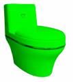 Eua Armal verde ocidental química estilo wc portátil XR ZJTQ-48A