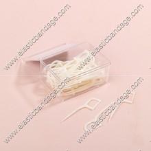 Plastic Dental Floss Pick/Toothpicks