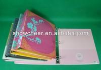 plastic /paperboard ring binder