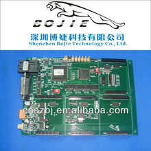 for liyu konica optical receive board for PZ version 1.3/liyu konica KM512 head board for liyu pz3204 3206 3208