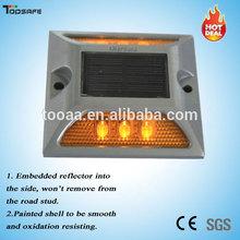 Solar LED Road Light Reflector (Five Color Can Choose)