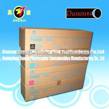 Top Quality New TN321 Color Empty Toner Cartridge for Konica Minolta Bizhub C224/C284/C364 Machine