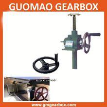 Worm gear 6:1-40:1 screw lift