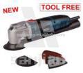 Nuevo 250w multifuncional herramientas eléctricas, herramientas oscilante, herramientas de bricolaje